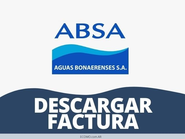 descargar copia de factura ABSA