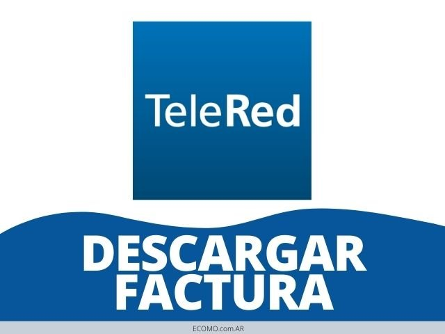 descargar factura de telered