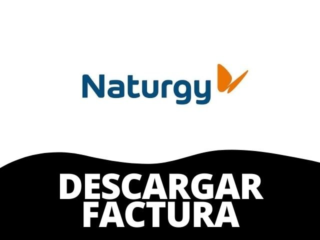 descargar factura de Naturgy