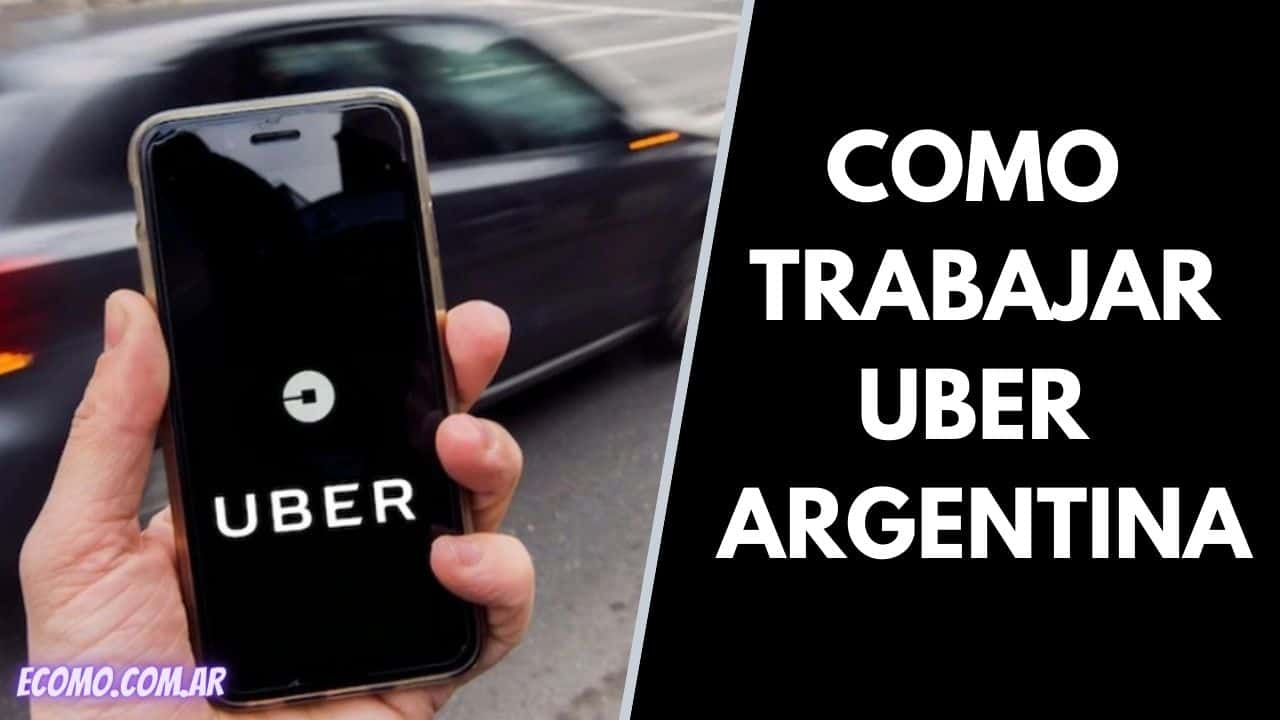 requisitos para ser conductor de uber